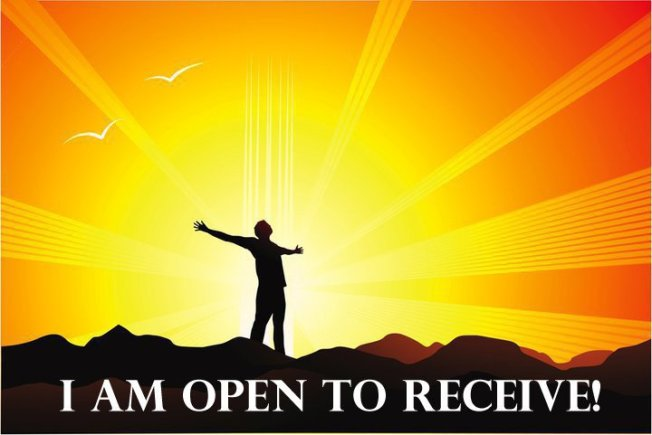 open-to-receive