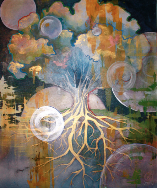Prophetic Painting by Jessica at Prophetic art done in the healing rooms at Bethel by https://jessicaoart.wordpress.com/tag/healing/